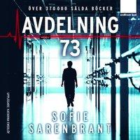bokomslag Avdelning 73