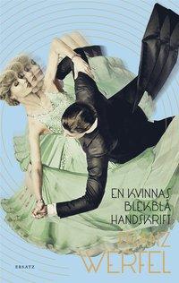 bokomslag En kvinnas blekblå handskrift