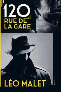 bokomslag 120, rue de la Gare