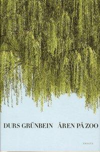 bokomslag Åren på zoo