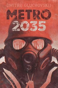 bokomslag Metro 2035