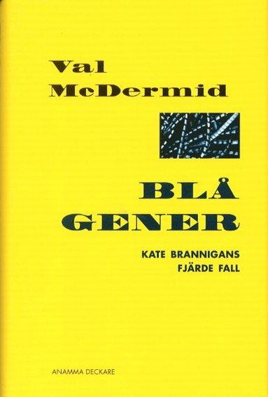 bokomslag Blå gener