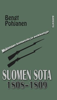 bokomslag Suomen sota 1808-1809