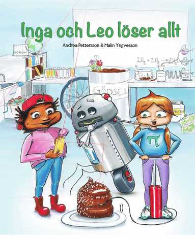 bokomslag Inga och Leo löser allt