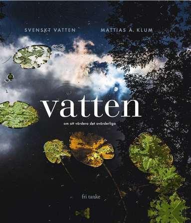 bokomslag Vatten : Om att värdera det ovärderliga