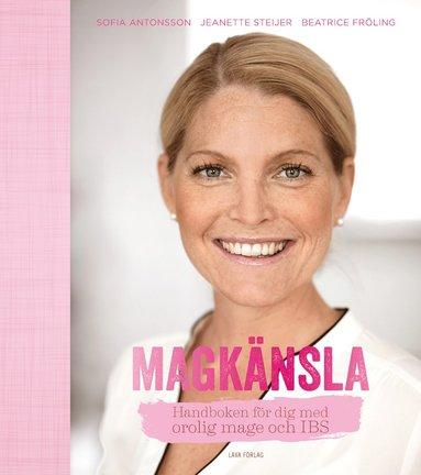 bokomslag Magkänsla : handboken för dig med orolig mage och IBS