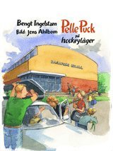 bokomslag Pelle Puck på hockeyläger