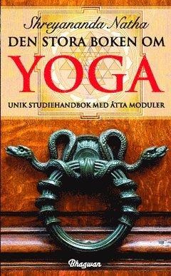 bokomslag Den stora boken om yoga