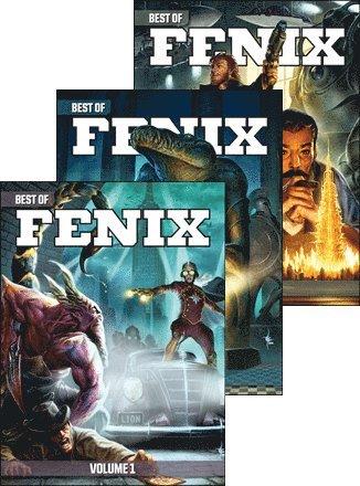 bokomslag Best of Fenix, Volume 1-3