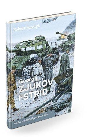 bokomslag Georgij Zjukov i strid