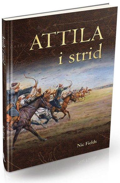 bokomslag Attila i strid