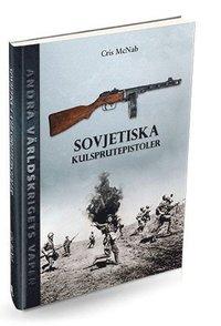 bokomslag Sovjetiska kulsprutepistoler