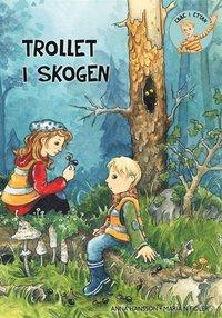 bokomslag Trollet i skogen