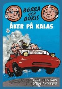 bokomslag Berra och Boris åker på kalas