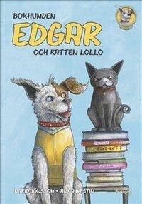 bokomslag Bokhunden Edgar och katten Lollo
