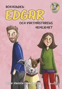 bokomslag Bokhunden Edgar och vaktmästarens hemlighet