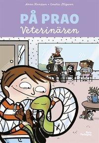bokomslag På prao - Veterinären