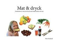 bokomslag Mat och dryck