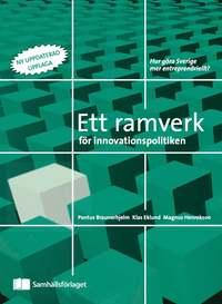 bokomslag Ett ramverk för innovationspolitiken