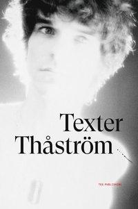 bokomslag Texter