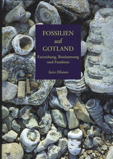 bokomslag Fossilien auf Gotland. Entstehung, Bestimmung und Fundorte