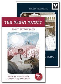 bokomslag The Great Gatsby / Den store Gatsby