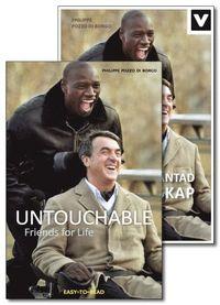 bokomslag Untouchable / En oväntad vänskap