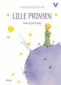 bokomslag Lille prinsen (lättläst)