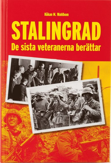 bokomslag Stalingrad : de sista veteranerna berättar