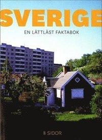 bokomslag Sverige - en lättläst faktabok / Lättläst