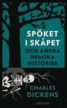 bokomslag Spöket i skåpet - och andra hemska historier / Lättläst