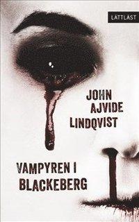 bokomslag Vampyren i Blackeberg / Lättläst