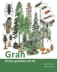 bokomslag Gran : grann, grandios och rik