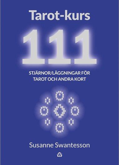 bokomslag Tarot-kurs 111 stjärnor