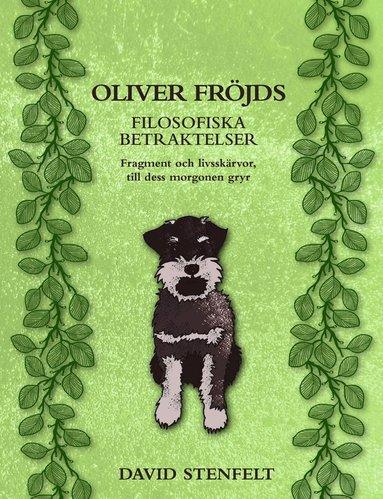 bokomslag Oliver Fröjds filosofiska betraktelser