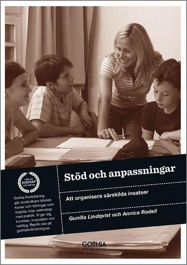 bokomslag Stöd och anpassningar : att organisera särskilda insatser