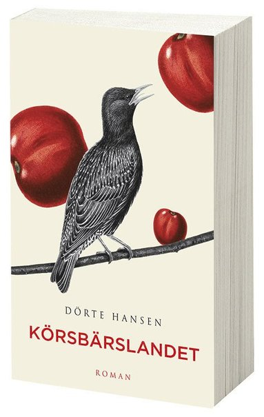bokomslag Körsbärslandet