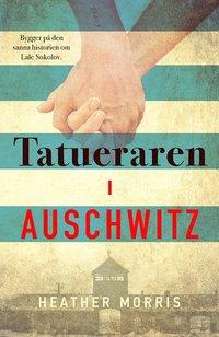 bokomslag Tatueraren i Auschwitz