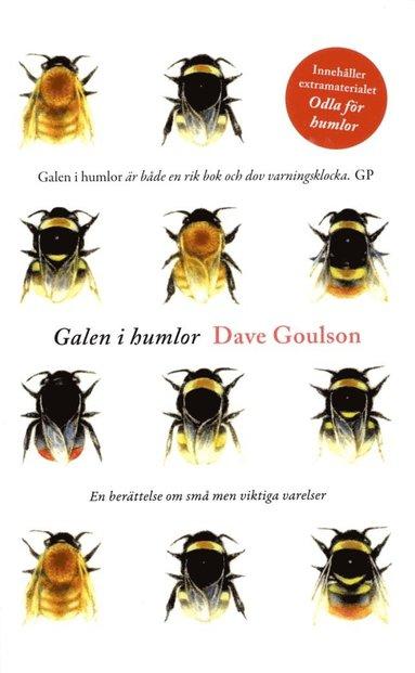 bokomslag Galen i humlor