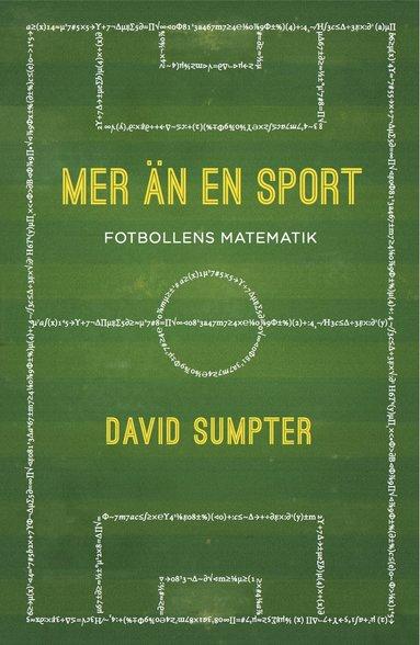 bokomslag Mer än en sport : fotbollens matematik