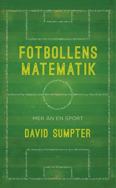 bokomslag Fotbollens matematik