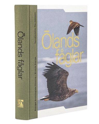 bokomslag Ölands fåglar