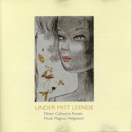 bokomslag Under mitt leende : dikter