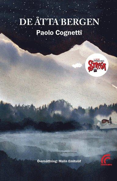 bokomslag De åtta bergen
