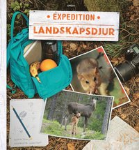 bokomslag Expedition landskapsdjur