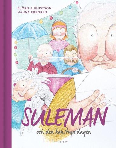 bokomslag Suleman och den konstiga dagen