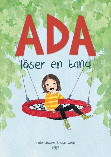 bokomslag Ada löser en tand