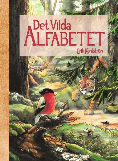 bokomslag Det vilda alfabetet