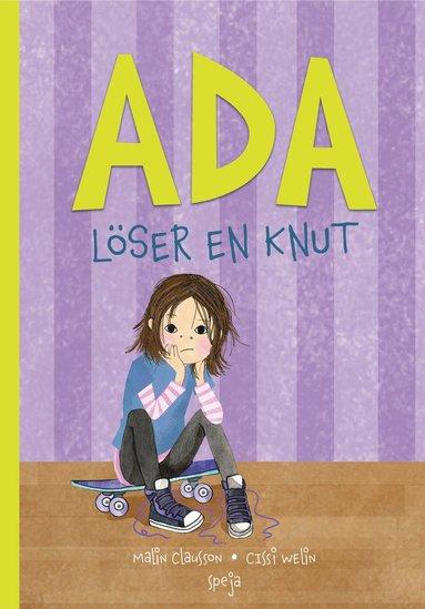 bokomslag Ada löser en knut