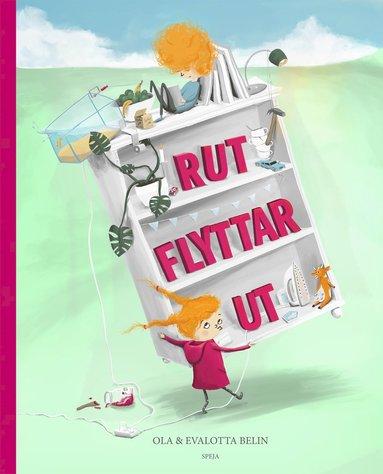 bokomslag Rut flyttar ut